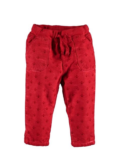 Locopop Pantolon Kırmızı